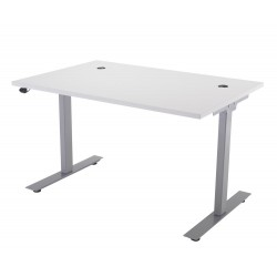E Bench Lite 1400mm x 800mm Cable Port