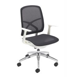 Zico Mesh Chair - White